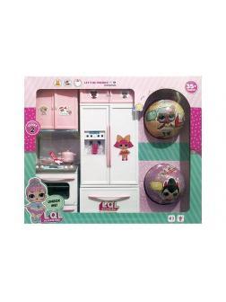 Набор для куклы LOL Surprise «Kitchen» 13088
