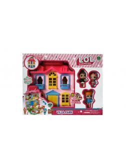 Набор для куклы LOL Surprise «Villa Park» 13089