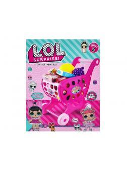 Набор для куклы LOL Surprise «Тележка для покупок» 13099