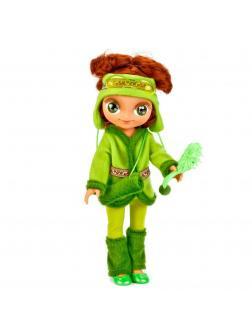 Говорящая кукла Маша в зимней одежде «Карапуз» 24003
