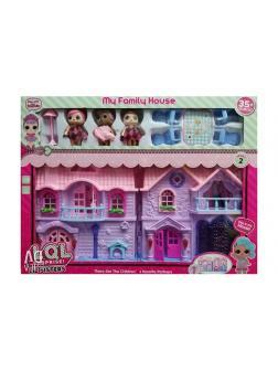 Набор для куклы LOL Surprise Семейный дом «My Family House» 13054