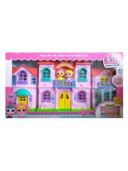 Набор для куклы LOL Surprise Теплый дом «Warm House» 13056