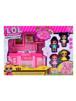 Набор для куклы LOL Surprise Confetti Pop Кухня «Dreamlike Kitchen» 13100