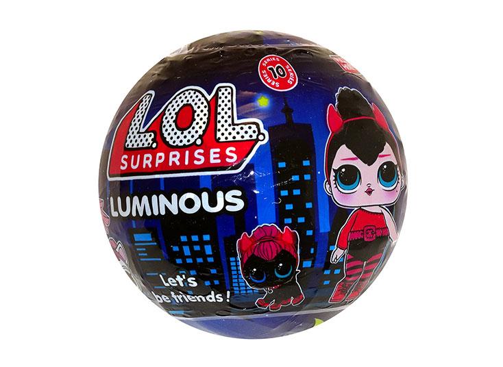 Кукла L.O.L Luminous 10-я серия 13067