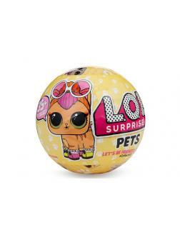 Кукла L.O.L Pets «Питомцы» 3-я Серия 13068