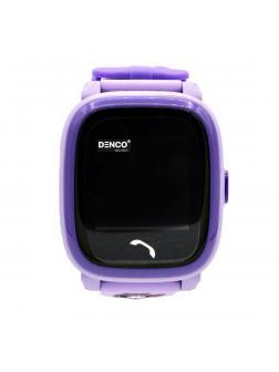 Детские Смарт часы W9 / Фиолетовые
