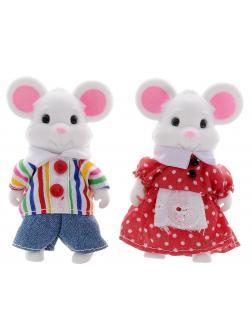 Игровой набор «Семейка мышек» PT-00301
