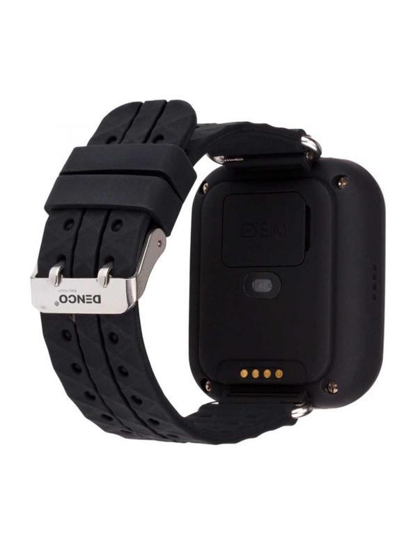 Smart Baby Watch Q90 Чёрные