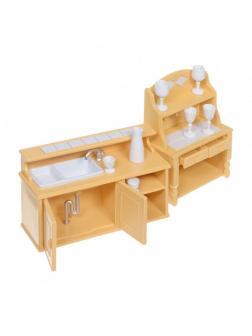 Игровой набор «Мебель для кухни-столовой» PT-00305