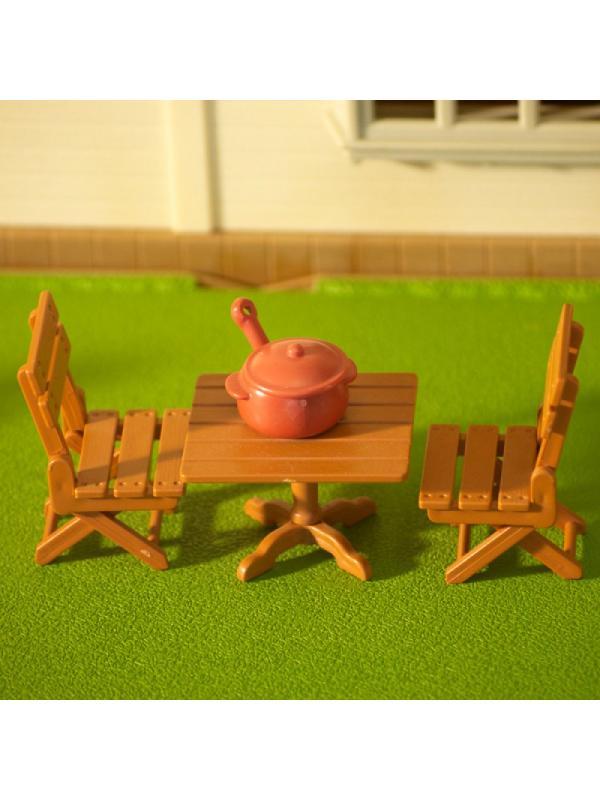 Игровой набор «Мебель для кухни-столовой» PT-00312