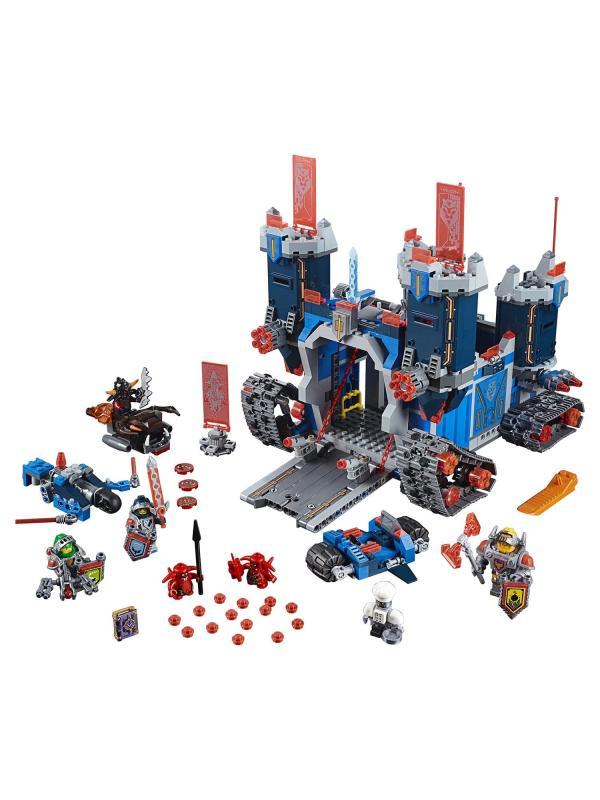 Конструктор Queen «Фортрекс – мобильная крепость» 97006 (Нексо Найтс 70317) 1115 деталей