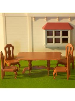Игровой набор «Мебель для столовой» PT-00302