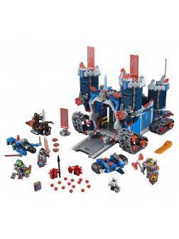 Конструктор Lp «Фортрекс – мобильная крепость» 14006 (Нексо Найтс 70317) 1115 деталей