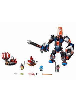 Конструктор Bl «Робот Чёрный рыцарь» 10519 (Нексо Найтс 70326) 543 детали