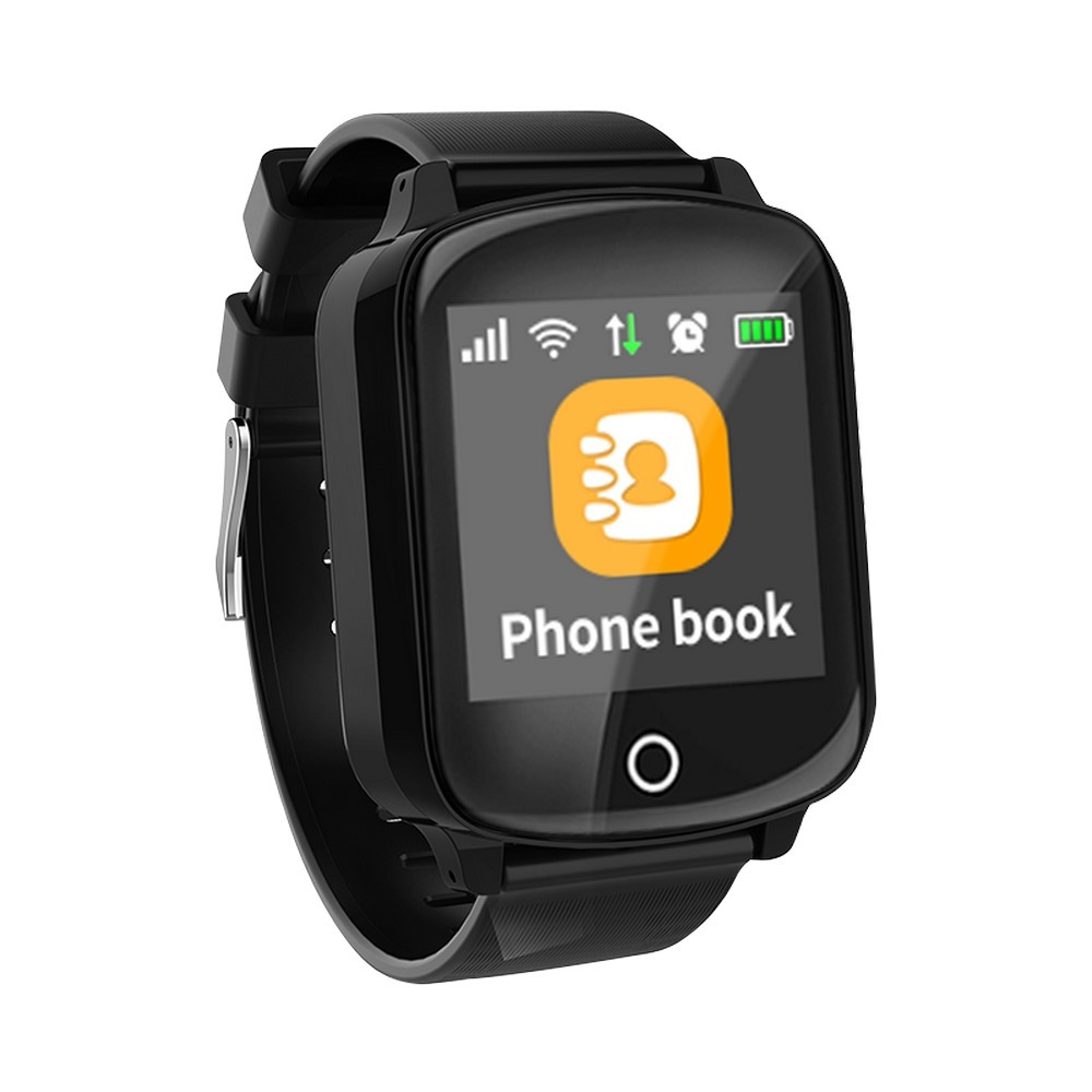 Часы-телефон с GPS Smart GPS Watch D200
