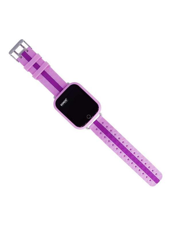 Детские Умные часы Q90 Розовые