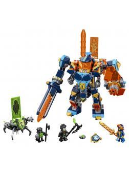 Конструктор Lp «Решающая битва роботов» 14043 (Нексо Найтс 72004) / 567 деталей