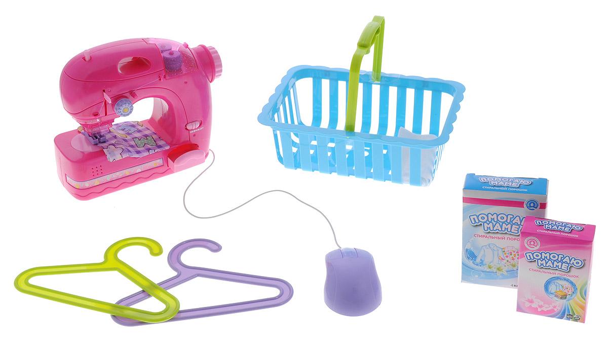 Игрушечный набор «Швейная машинка» PT-00229