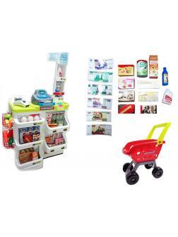 Игрушечный набор «Супермаркет» PT-00620