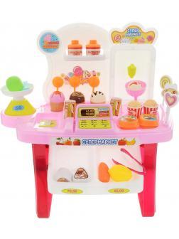 Игровой набор «Супермаркет» 35 предметов PT-00648