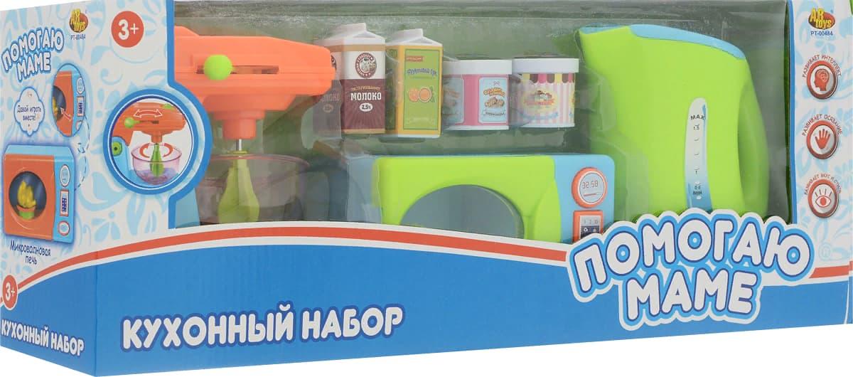 Игрушечный кухонный набор PT-00484