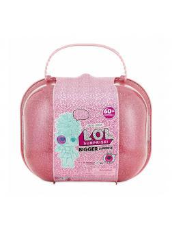 Кукла L.O.L. «Bigger» большой чемодан 60+ сюрпризов 13076