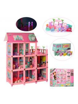 Кукольный домик LOL Surprise House 85+ 13079