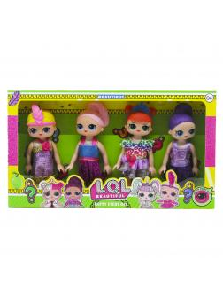 Набор кукол L.O.L. Beautiful, набор №1 13101