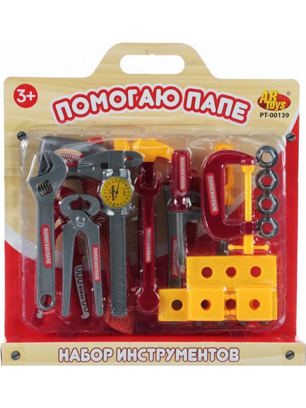 Игровой набор инструментов 23 предмета PT-00139