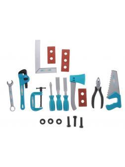 Игровой набор инструментов 19 предметов PT-00347
