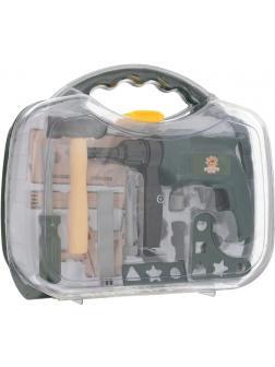 Игровой набор инструментов в чемодане 22 предмета PT-00566