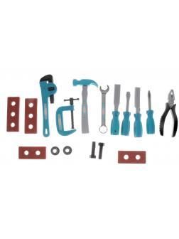 Игровой набор инструментов 17 предметов PT-00346