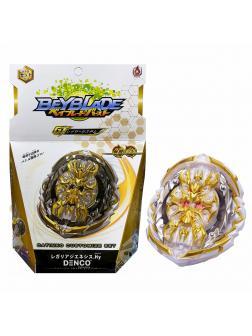 Волчок BEYBLADE Burst Регалия Генезис (Regalia Genesis Hybrid) B-153-01 от Flame с Электронным драйвером