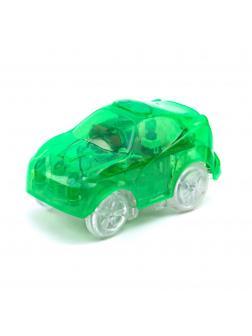 Гоночная машинка MAGIC TRACKS (зеленый)