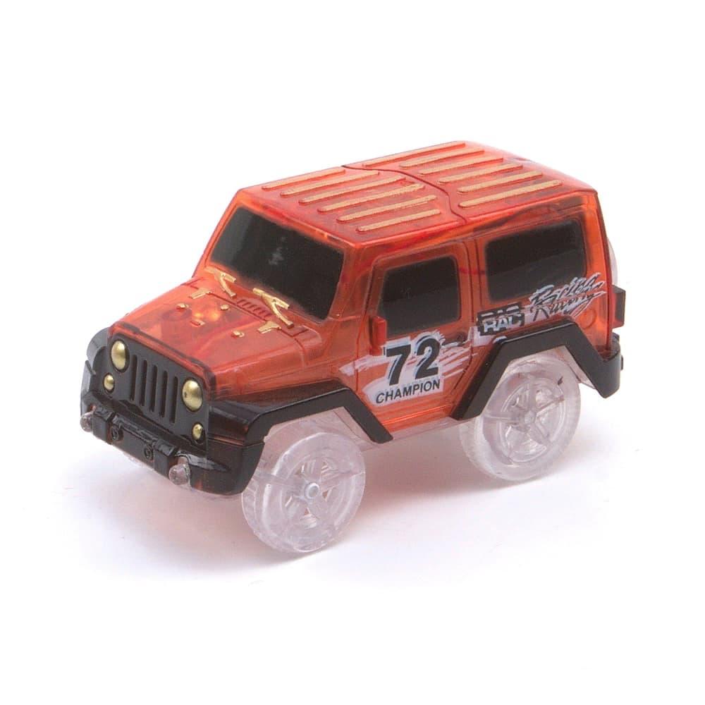 Машинка Джип MAGIC TRACKS (красный)