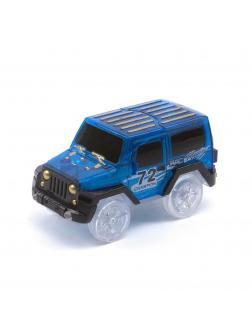 Машинка Джип MAGIC TRACKS (синий)