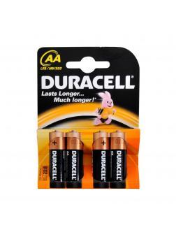 Комплектующие Magic Tracks Батарейки Duracell (AA, 4 шт)