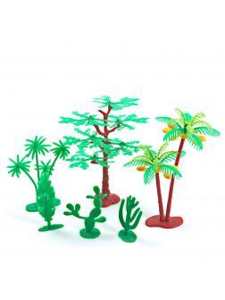 Комплектующие MAGIC TRACKS Набор деревьев