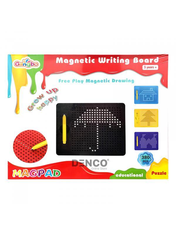 Доска магнитная Magnetic Writing Board 380 деталей