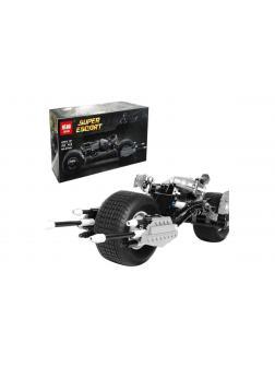 Конструктор Lp «Мотоцикл Бэтмена» 07061 (Batman) / 366 деталей