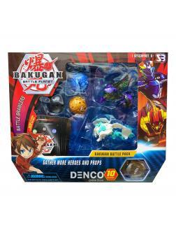Игровой набор «Bakugan» с 5 фигурками Set №1