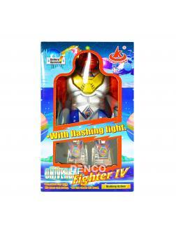 Робот Universal Fighter IV с аксессуарами (свет, звук) 28052