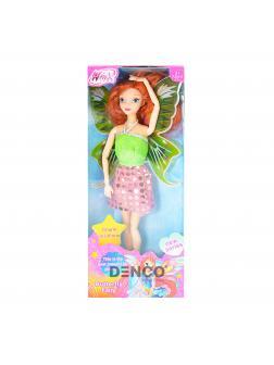 Кукла Winx Butterfly Fairy «Фея с крыльями» (салатовый)