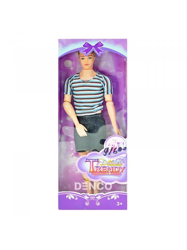 Кукла Trendy Beautiful Style «Кен в шортах»