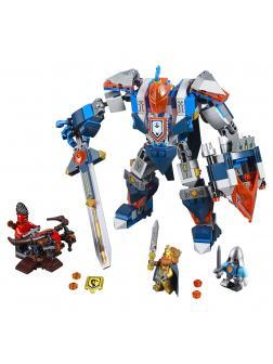 Конструктор Bl «Механический рыцарь Короля» 10487 (Нексо Найтс 70327) 387 деталей