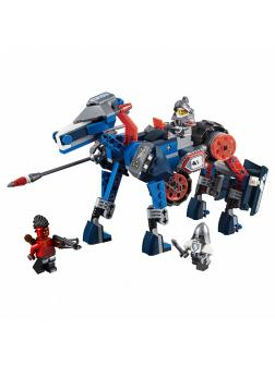 Конструктор Bl «Ланс и его механический конь» 10485 (Нексо Найтс 70312) 249 деталей
