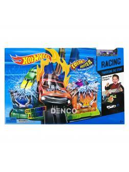 Игровой набор Hot Wheels «Супер Автомойка» с трамплином 3093