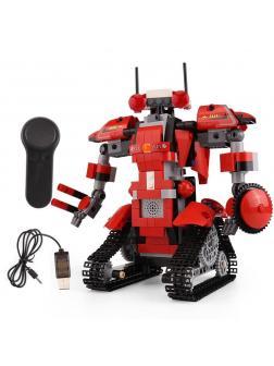 Конструктор Mould King «Красный Робот» на радиоуправлении 13001 (Boost), 336 деталей