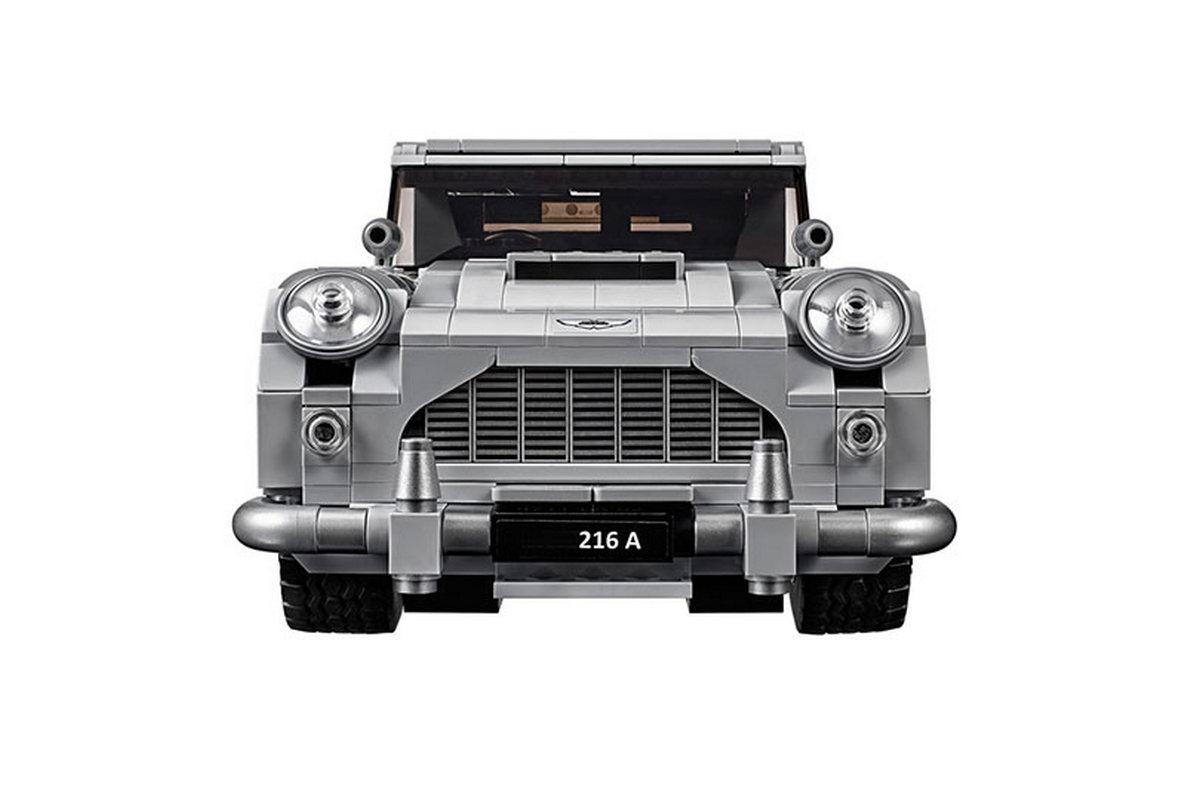 Конструктор Lp «James Bond Aston Martin DB5» 21046 (Creator Expert 10262) / 1450 деталей
