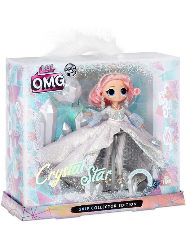 Кукла ЛОЛ O.M.G.